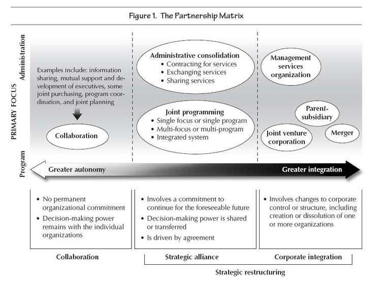 Strategic Alliance Components - Guidelines & Principles